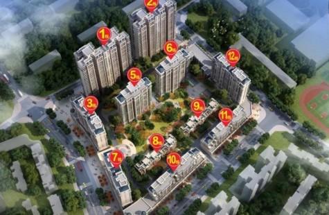 溆浦城市今典东二区